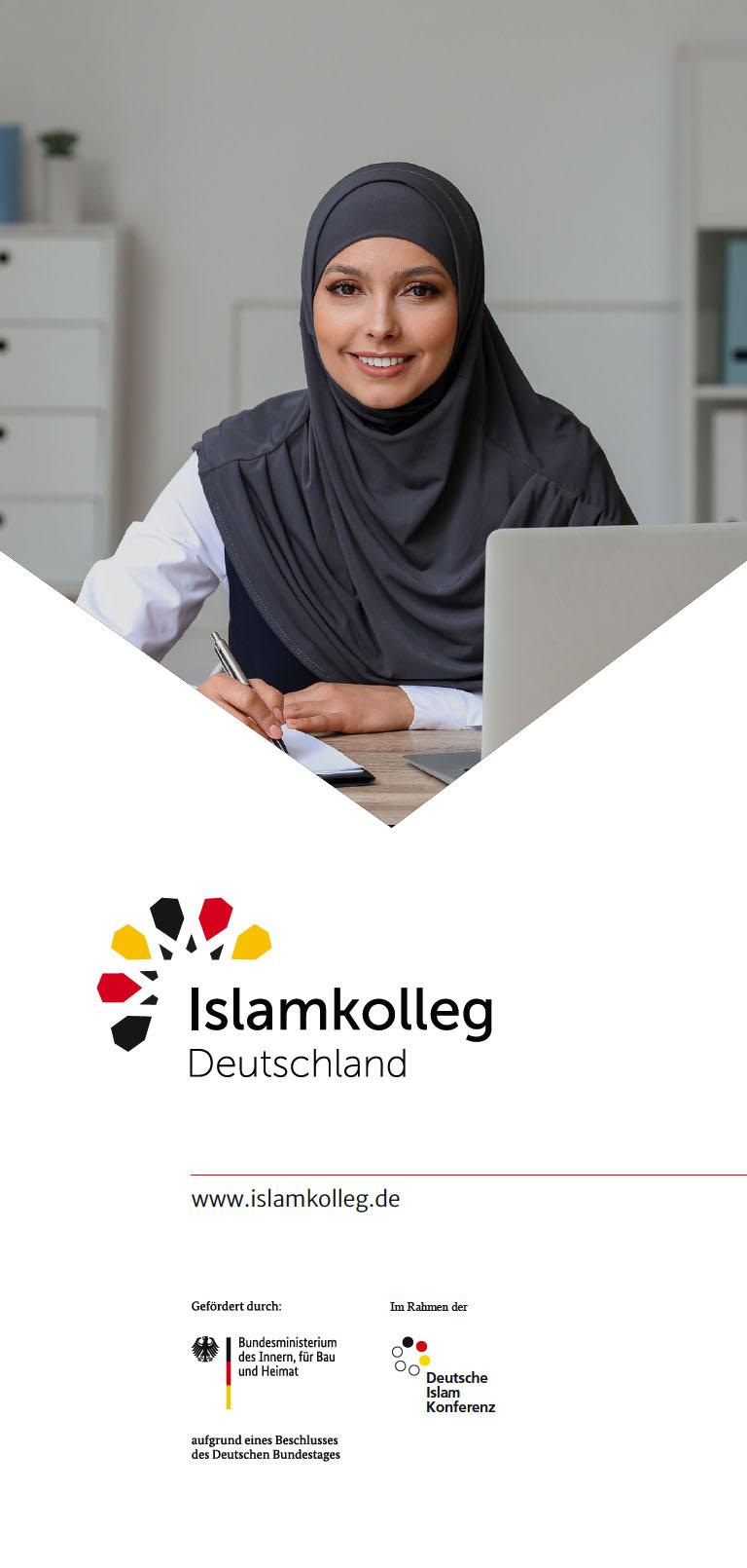 Flyer Islamkolleg Deutschland